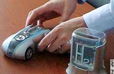 Toy Hydrogen-Powered Car Offers Glimpse of Future