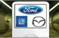 Ford, GM, Mazda plan iPod integration