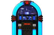 Ipod Ready Vintage Jukebox