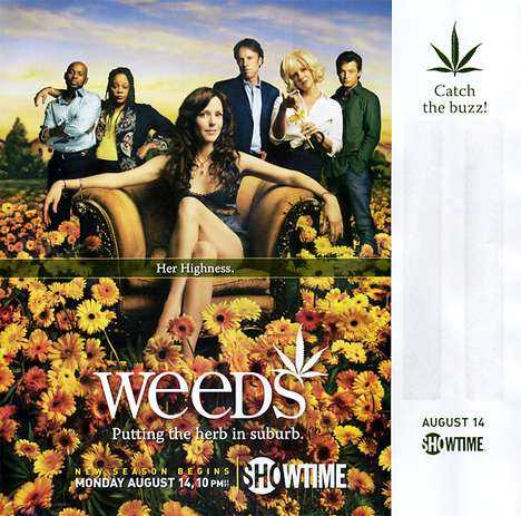 Scentvertising - Eau de Marijuana in Rolling Stone?