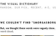 The Visual Dictionary - Find Pictures That Show Your Words