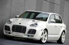 600 HP SUV