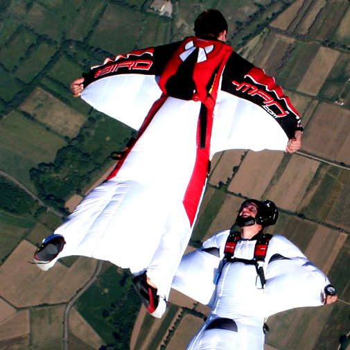 Landing Without a Parachute