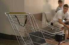 The B.O.S.S. Shopping Cart that Doesnt Run Into Things!