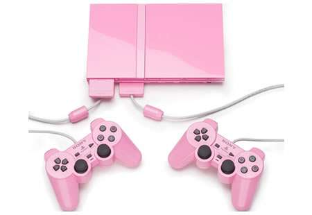 Pink Playstations