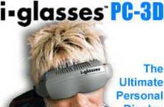 I-Glasses 3D Head Mounted Displays