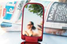 Elle Mobile Phone With Mirror