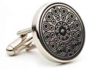 Manhole Cover Cufflinks