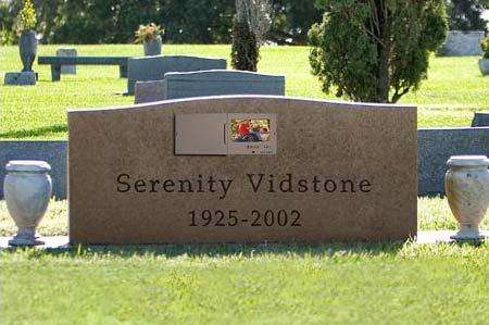 Video Tombstones