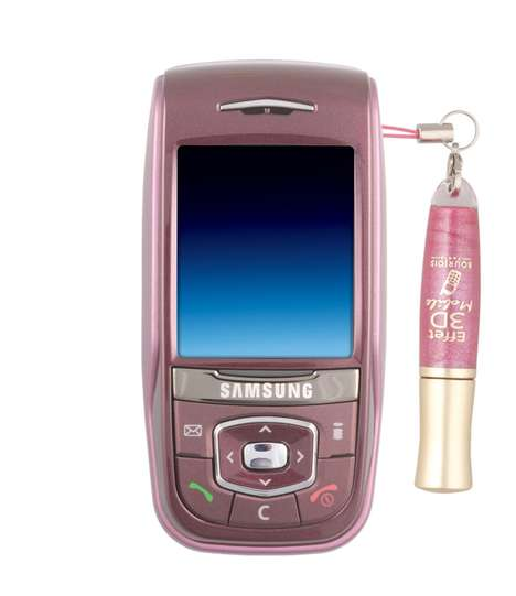 Lip Stick Mobile Phone - The Phone that Thinks it's a Lippy