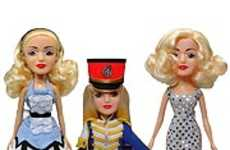 Gwen Stafani Dolls