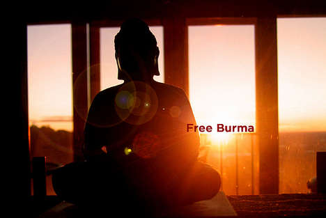 Bloggers Back Buddhists - International Blogger's Day For Burma