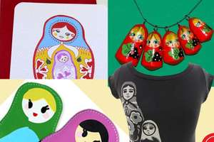 Russian Dolls In Fashion