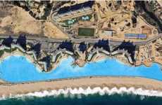 Mega Pools - Boat or Swim in the World's Largest Pool at San Alfonso del Mar
