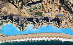 Boat or Swim in the World's Largest Pool at San Alfonso del Mar