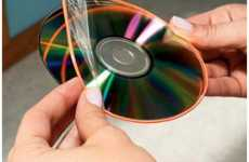Scratch-Proofing CDs