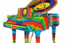 Freakishly Funky Pianos