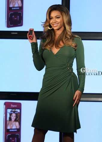 Beyonce Launches Phone