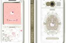 Okwap C150T Hello Kitty Edition