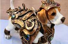 Canine Ego Booster - Organic Pet Armour