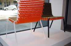 Shotgun Shell Chair