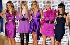 Purple Powers Into Fashion