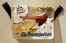 Graffiti Bags - Cocaine Mule's Hangtag