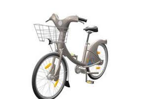 Velib Public Bikes
