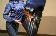 Ultra-Thin Samsung TV