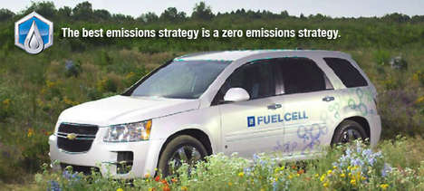 100 Equinox Fuel Cell Cars Hit The Road