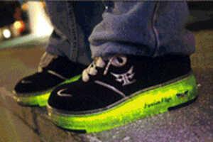 Soul Fusion Glow Shoes