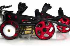Electric Powered Skates
