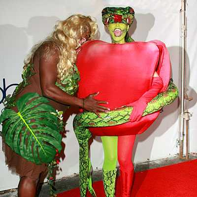 Celebrity Costumes - What The Stars Wear for Halloween