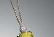 18 Karat Citrine Necklace