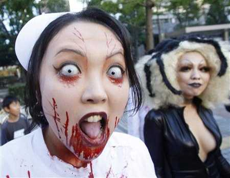Japanese Halloween