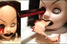 "The ""Its Only Fun When Someone Loses an Eye"" Pencil Sharpener (Halloween Special)"