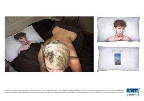 Durex Puts Ugly on Your Pillow