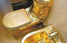 1/2 Million Dollar Toilet