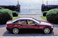 A Maserati Family Car?
