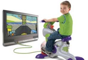 Smart Cycle Physical Learning Arcade