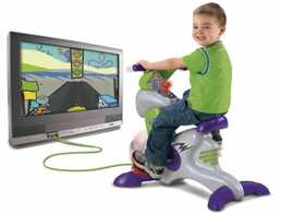 Stationary Bike/Learning Program