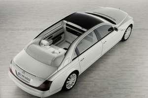 Maybach Landaulet to Debut in Dubai