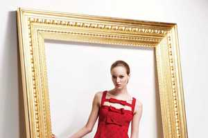 The Moschino AW 2011 Collection Really Pops Out at You