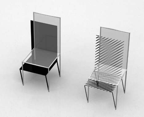 Purposefulness of Shadow Chair