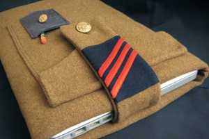 Blythe King's Military Uniform Cases Rank Up Your iPhone