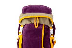 Hike With the  Fashionable Kolor x Yoshida Backpack