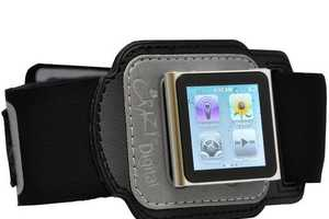 Exercise with the CrazyonDigital iPod Nano Armband