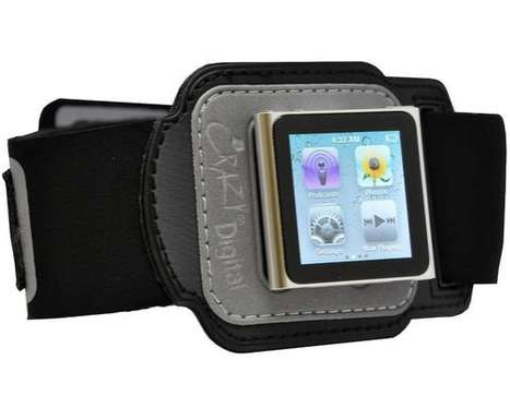 crazyondigital ipod nano armband