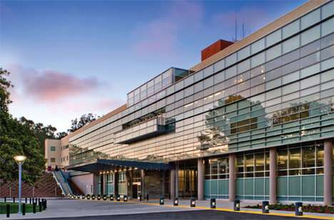Enviro Hospital Complexes - The Laguna Honda is California's First Leed Hospital
