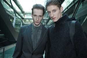 The Wooyoungmi Menswear AW11 Collection is Elegant & Functional